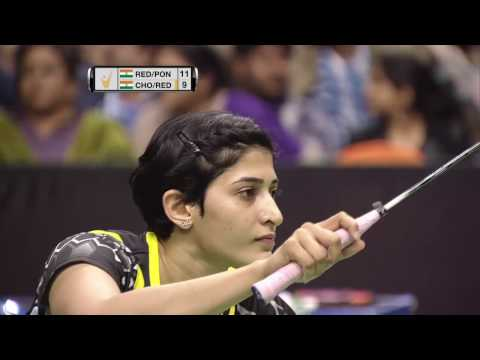 Syed Modi International Badminton C'ships 2017 | F M4-XD | Red/Pon vs  Cho/Red