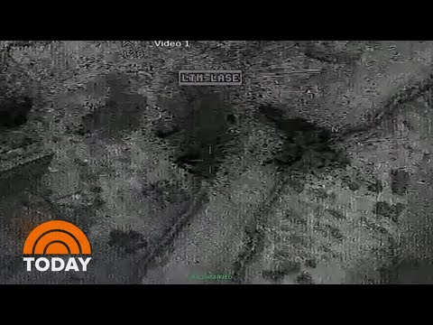 ISIS Raid: New Video, New Details Released By Pentagon   TODAY
