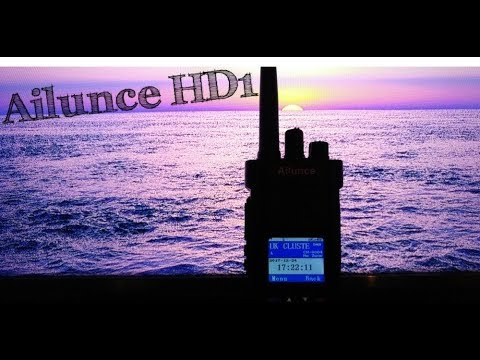 Ailunce HD1 10w FM DMR detailed overview of features