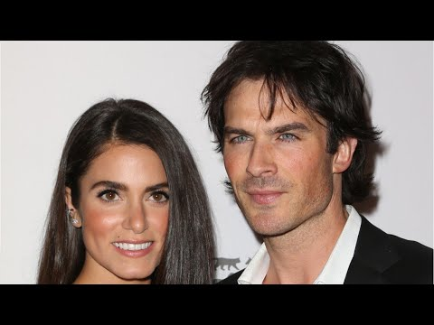 Ian Somerhalder Said He Secretly Threw Out Wife Nikki Reed's Birth Control Pills