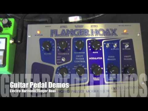 Electro-Harmonix Flanger Hoax Demo Song