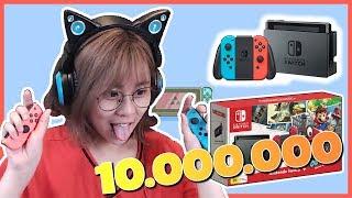 FAN TẶNG MÁY CHƠI GAME 10.000.000 ĐỒNG
