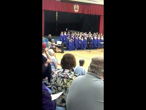 East Newton High School Choir Si vis amari