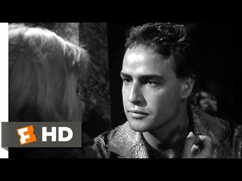 The Fugitive Kind (4/8) Movie CLIP - Dead People Don't Talk (1959) HD