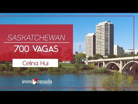 PNP de Saskatchewan In demand Category está aberto para aplicações. São 700 novas oportunidades!!