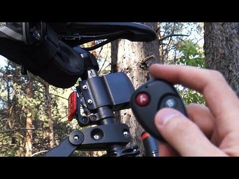 Сигнализация для велосипеда с пультом