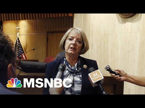 Pro-Trump Conspiracy Theories Penetrate Mainstream Republican Politics