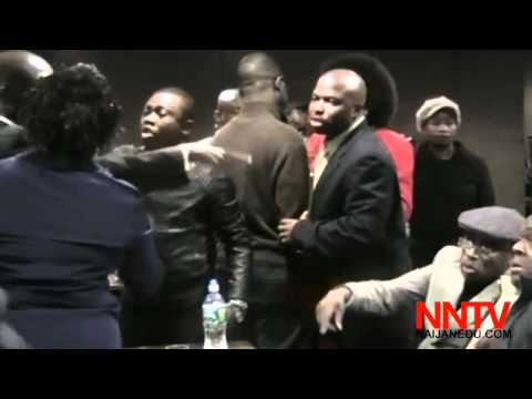 Saharareporters Show Of Shame - The undoctored full video #OccupyNigeria New York  Town Hall Meeting