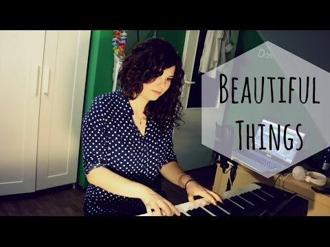 Beautiful Things - Tori Kelly || cover by Kristýna Krčmová