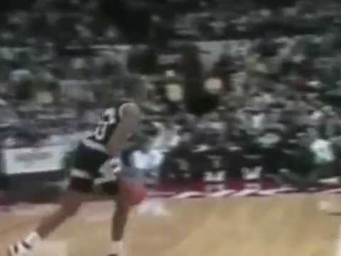 Cadillac Anderson Two Handed Dunk off the Glass 1988