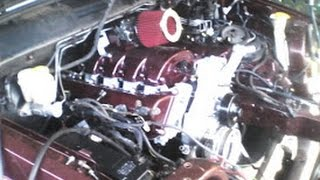 my wj jeep grand cherokee ltd 4 7 ho magnum v8 power tech project
