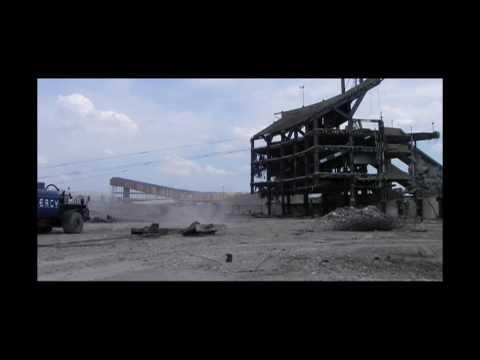 Giants Stadium's Last Down: Demolition Complete
