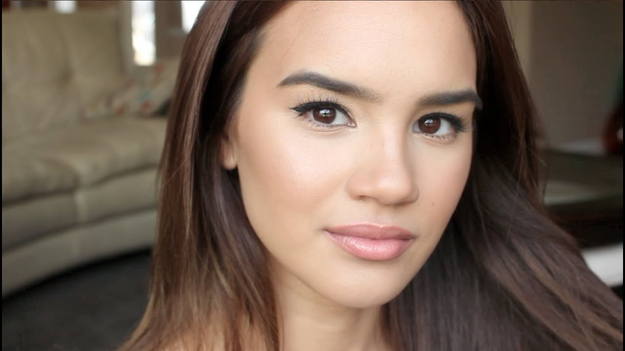 Natural Contouring And Highlighting Tutorial Youtube