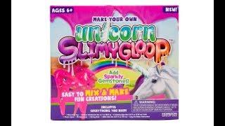 Unicorn SLIMY GLOOP Toy