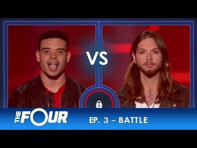 Ebon Lurks vs Jesse Kramer: A Challenge To The ROCKSTAR! | S2E3 | The Four