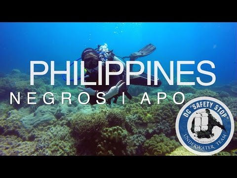 Scuba Diving. Philippines. Negros. Island Apo | Дайвинг на Филиппинах, Апо.