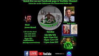 Paranormal Soup Ep 208 guest Rob Gutro