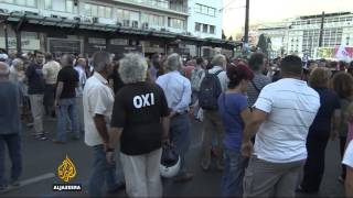 Rival sides in Greece rally ahead of key bailout referendum