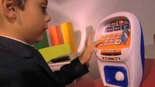 Modelo/Continente - Brinquedos - ATM Multibanco