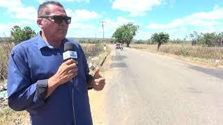 Recuperação da estrada que liga Jenipapeiro ao Cabeça-Preta