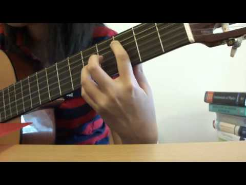 Everly Brothers - All I Have To Do Is Dream Fingerstyle Guitar
