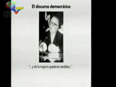 PROHIBIDO OLVIDAR El supuesto padre de la Democracia Romulo Betancourt