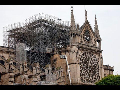 فرنسا تحذر من محتالين يجمعون تبرعات لإصلاح كاتدرائية نوتردام