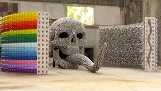 Turkish artist creates