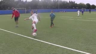 CZ5-Kudelek z Nadusią z Iskra Kochlice-Turniej-Legnica-Kategoria Orlik-V Mecz z Amico Lubin