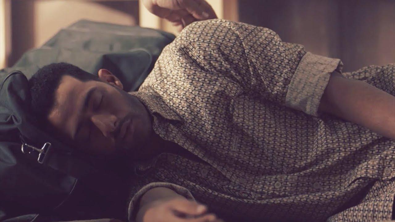 زلزال يطلب من عم رضا النوم في القهوة مقابل تنظيفها / مسلسل زلزال - محمد رمضان