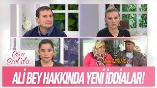 Ali Bey hakkında yeni iddialar! - Esra Erol'da 16 Ekim 2018