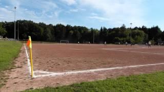 Sportplatz Dorf im Warndt   FC Dorf im Warndt  Saarland   Germ…