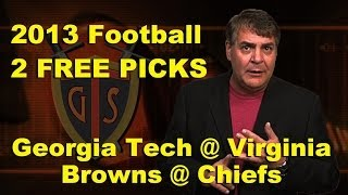 Tony George Free Football Picks - October 26 & 27