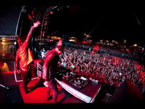 Knife Party - Begin Again (Knife Party @ EDC Las Vegas)