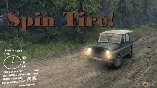 Spin Tire :: 4X4 Truck Simulator :: PC Game :: Kickstarter Demo