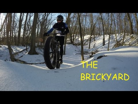 The Brickyard Mountain Biking in Old Bethpage New York