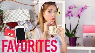 САМОЕ ЛУЧШЕЕ!☀ Фавориты! Любимая сумка, идеальный тон, косметика и парфюмерия