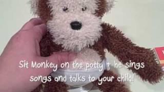 Potty Monkey Video Review