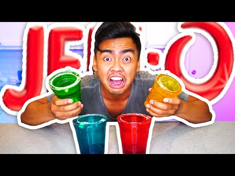 Thumbnail: DIY How To Make JELLO CUPS!