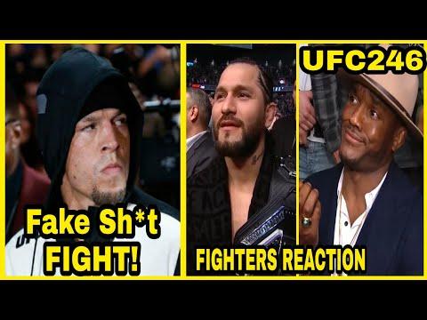 News Round-up | UFC Fighters React to Mcgregor 40 seconds KO at UFC246 vs Cowboy,Conor vs khabib 2