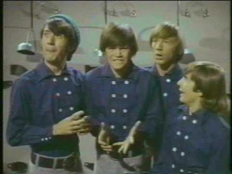 The Monkees with Richard Kiel