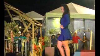 Representante de Marechal Thaumaturgo vence a disputa de Rainha Expoacre 2015.