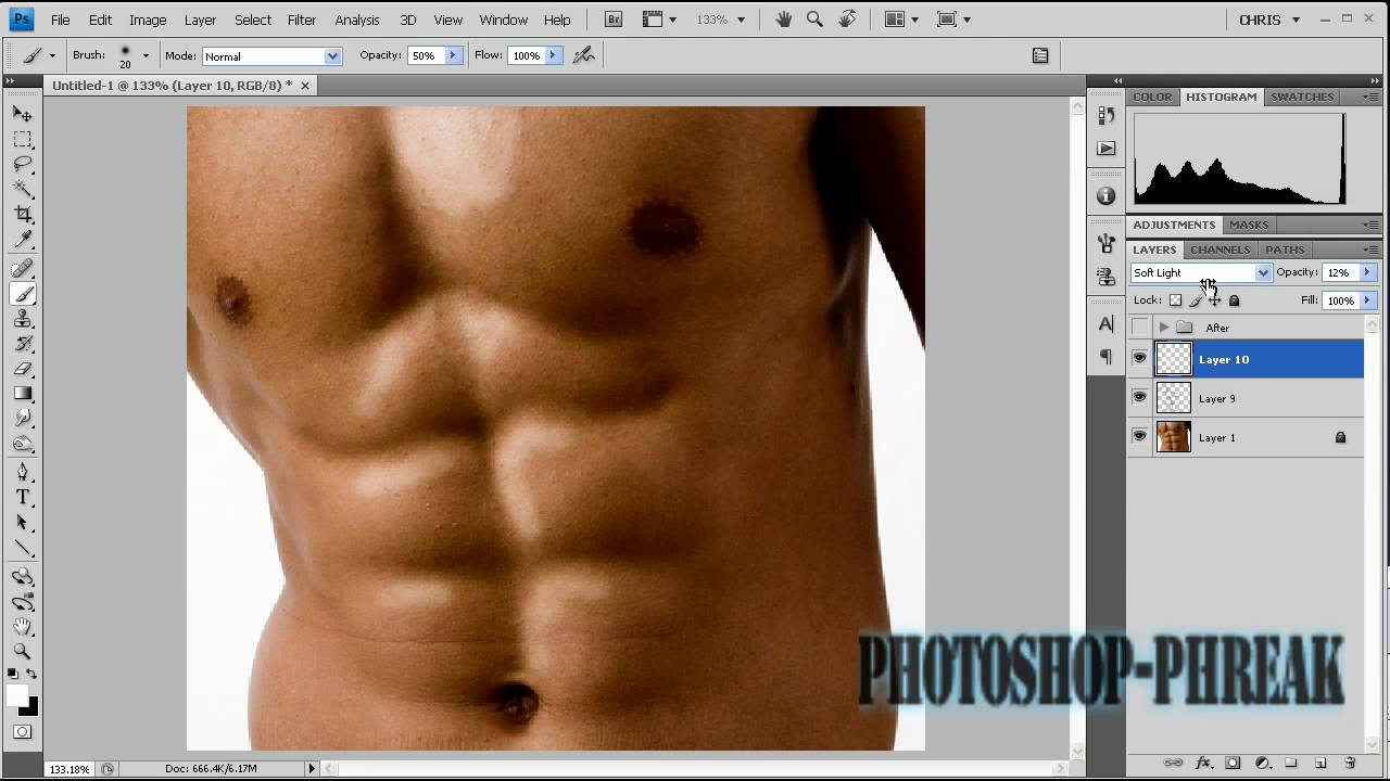 How To Enhance A Six Pack Photoshop Photoshop Photoshop Youtube Draw On Photos