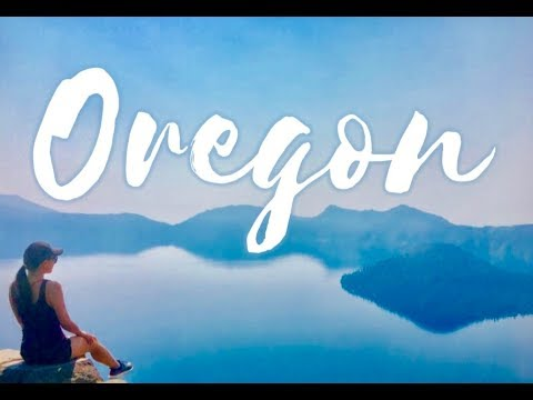 Road Trip to OREGON - 2018 | Oregon Coast, Astoria, Portland, Crater Lake