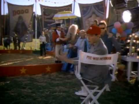 Big Top Peewee   1988