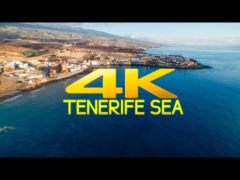 TENERIFE SEA - 4K