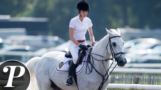 [Reportage] Charlotte Casiraghi, Guillaume Canet, ces stars passionées d'équitation
