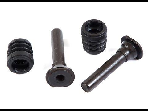 Замена направляющих переднего суппорта Daewoo Matiz 0.8L-1.0L МКПП и АКПП переборка и смазка