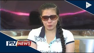 Pinay OFW na naisalba sa death row sa UAE, balik-bansa na