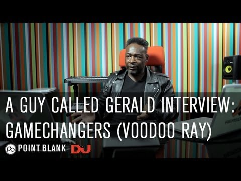 A Guy Called Gerald Interview  Gamechangers Voodoo Ray